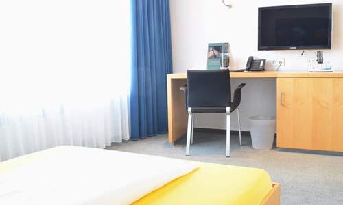 Hotelzimmer Cristall