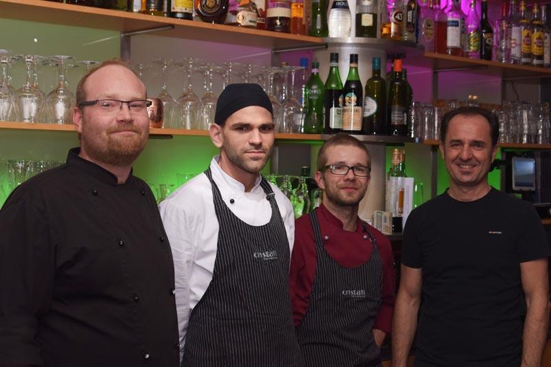 Team Restaurant Cristall